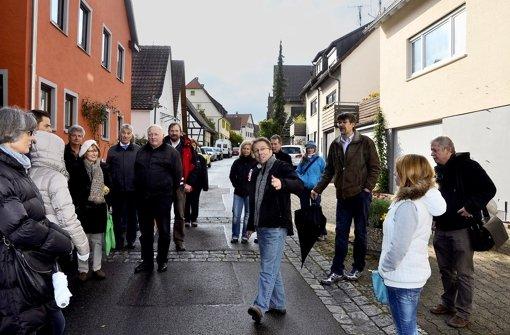 Einblicke für Neubürger in alte Botnanger Dorfwinkel