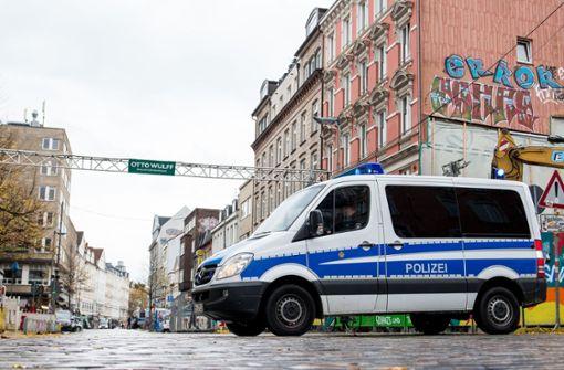 Fliegerbombe mitten im Schanzenviertel gefunden