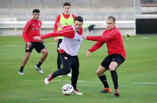 Spieler fokussieren sich auf den 1. FC Nürnberg