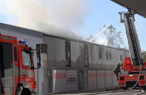 120.000 Euro Schaden bei Küchenbrand