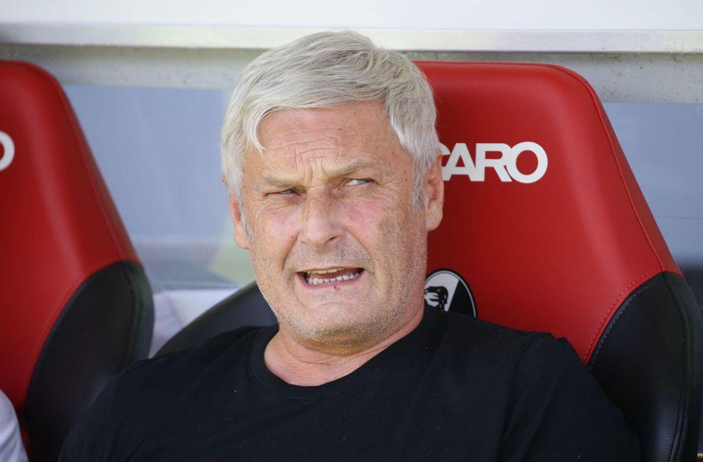 Armin Veh ist nicht länger Sportchef des 1. FC Köln Foto: Pressefoto Baumann/Hansjürgen Britsch