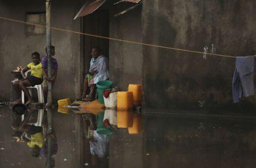 Meeresspiegel steigt auf Rekord-Hoch