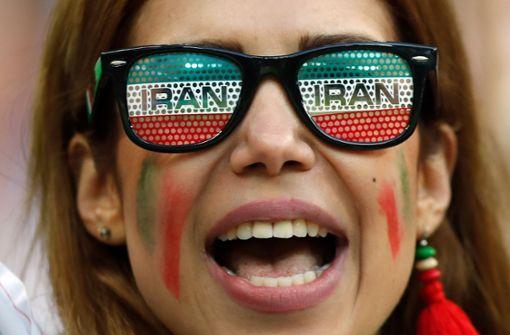 Iran hält an Stadionverbot für Frauen fest