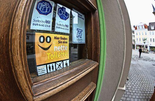 "Stuttgart will jetzt auch ""nette Toiletten"""