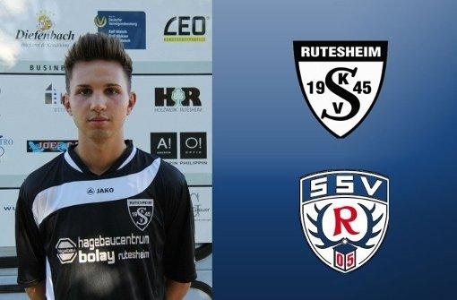 Raphael Schneider stürmt für Reutlingen