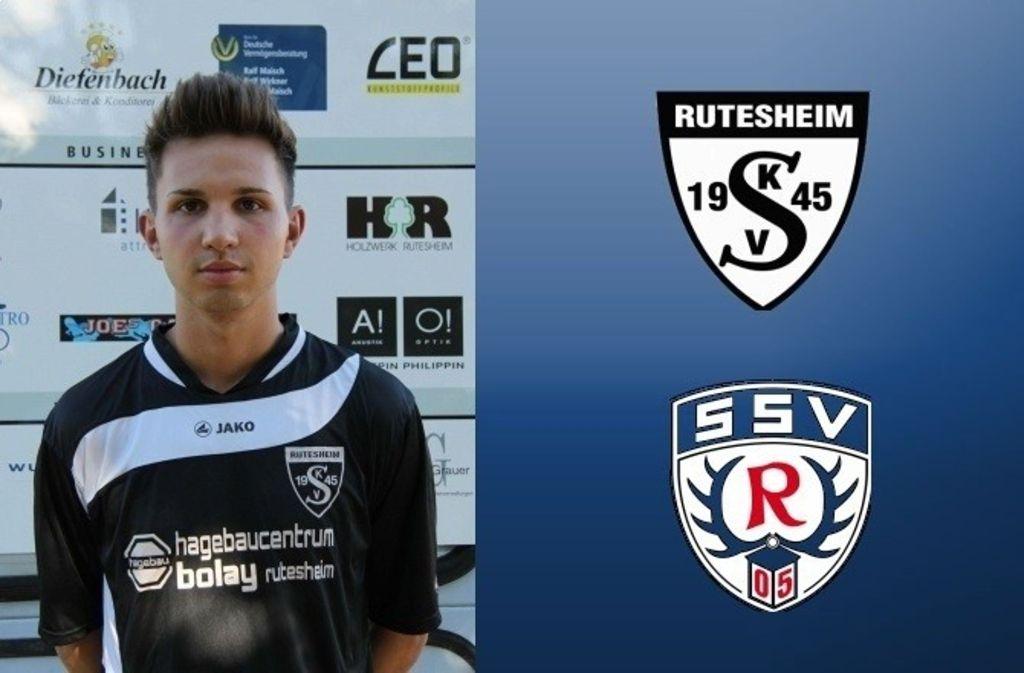Raphael Schneider trägt zukünftig das Trikot des SSV Reutlingen. Foto: FuPa