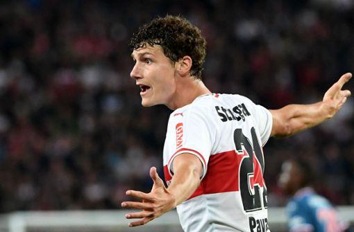 So verabschiedet sich Benjamin Pavard vom VfB