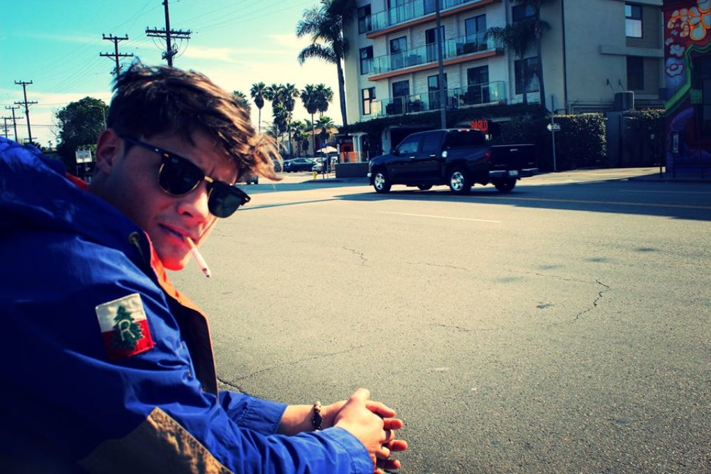 Auf seinem neuen Mixtape Cali überzeugt DaJuan mit erdigem HipHop. Foto: DaJuan