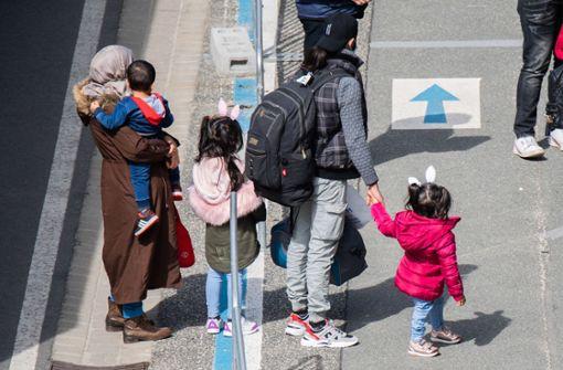 Der letzte Flüchtlingsflug aus Griechenland