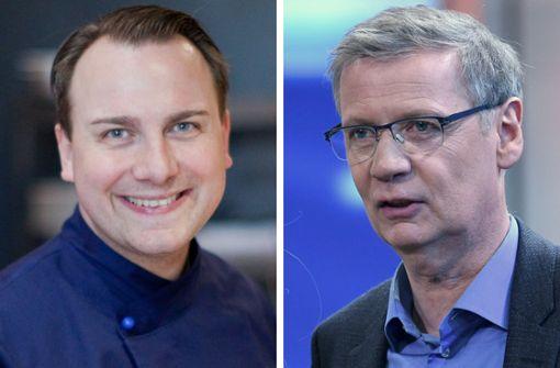 Günther Jauch und Tim Raue eröffnen Restaurant