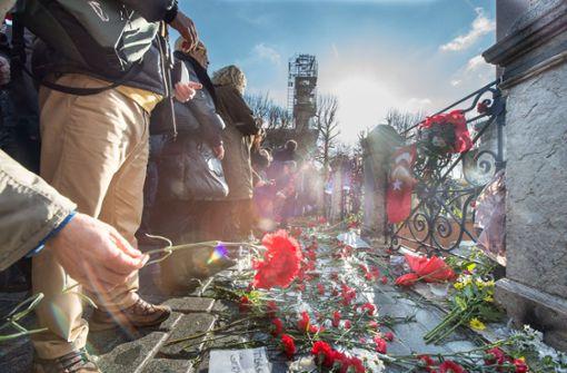Drei Syrer wegen Anschlag auf Deutsche verurteilt