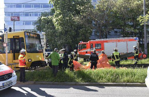 Wieder schwerer Stadtbahn-Unfall in Stuttgart