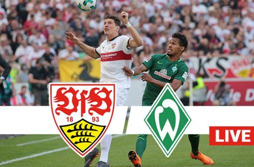 Liveticker: Heimspiel für den VfB Stuttgart