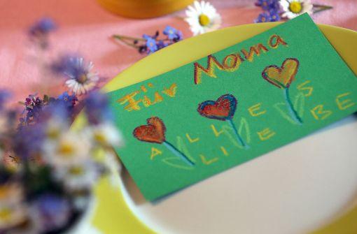 Sechs Fakten zum Jubeltag für die Mama