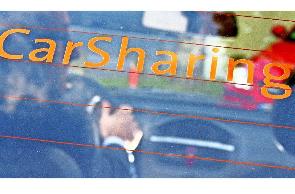 Car-Sharing ist nicht nur in Großstädten beliebt. Foto: dpa