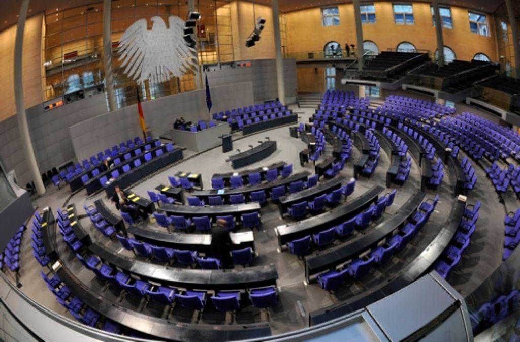 Die Opposition will S21 verstärkt zum Thema im  Bundestag machen. Foto: dpa