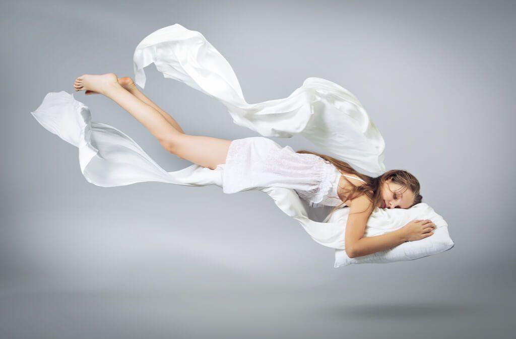 Die effektivsten Tipps und Tricks um schnell einzuschlafen Foto: Nataliya Turpitko / Shutterstock.com