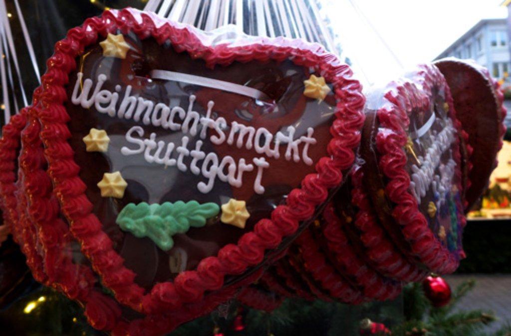 Nicht nur unsere Leserfotografen haben ihr Herz an den Stuttgarter Weihnachtsmarkt verloren.  Foto: Leserfotograf: owl_of_the_night