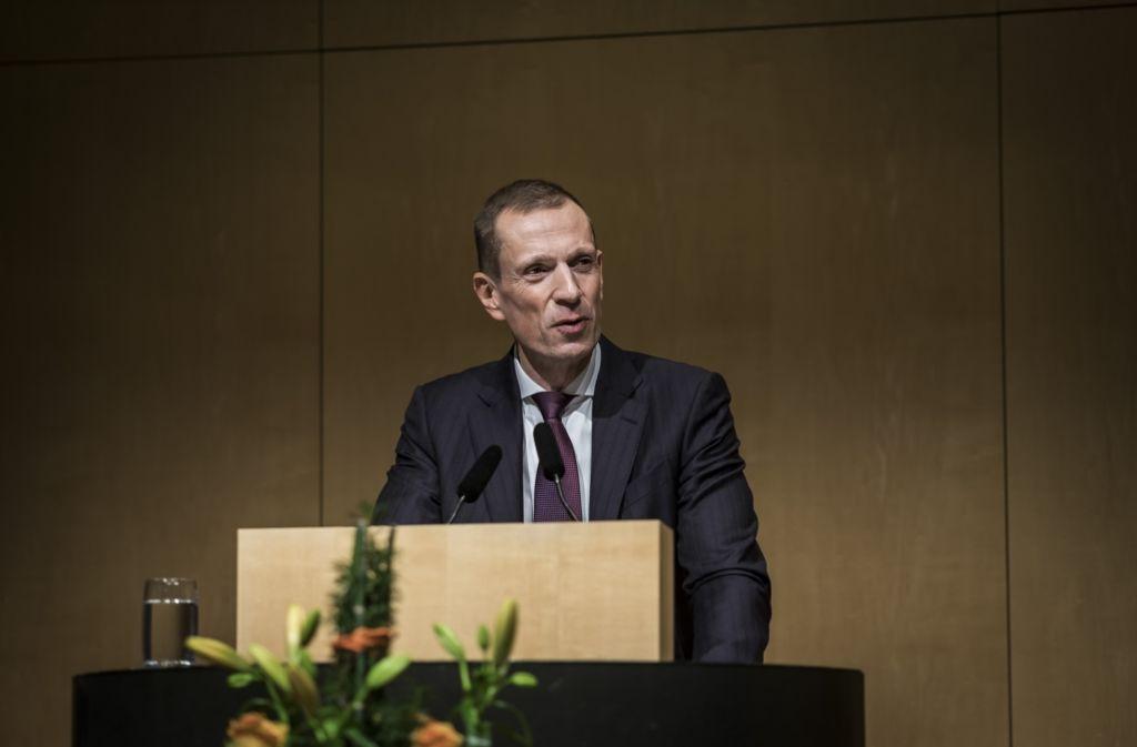 Alexander Kotz sucht per E-Mail einen Bürgermeister. Foto: Lichtgut/Max Kovalenko