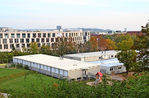 Flüchtlingsunterkunft ist immer noch Baustelle