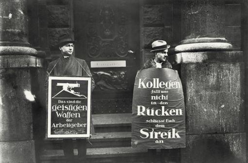 Der große Irrtum der Gewerkschaften
