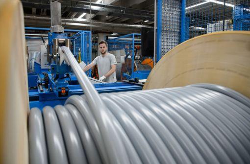 Kabelhersteller aus Stuttgart mit Rekord-Umsatz