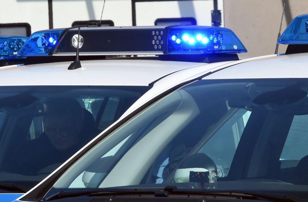 Der 1. Mai hält auch die Polizei auf Trab. Foto: dpa-Zentralbild