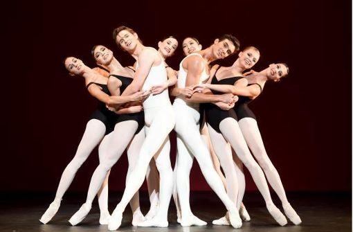 "Stuttgarter Ballett tanzt ""Cranko pur"""