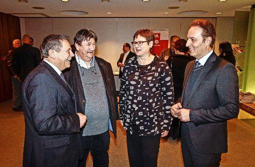 Aufbruchstimmung bei der SPD in Gerlingen