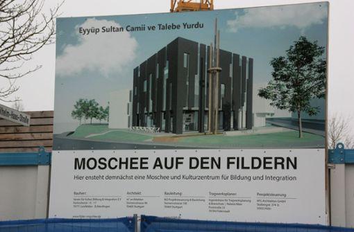 Mehrere Gotteshäuser sind im Bau