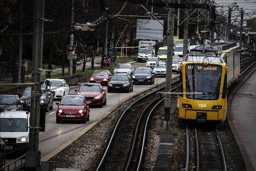 Luft im Stadtbezirk Stuttgart-Nord bleibt gut