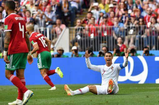 Mit Vuvuzelas vor Hotel: Ronaldo kann wegen Fans nicht schlafen