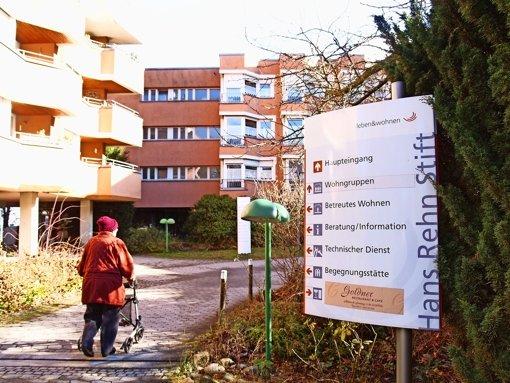 Die Pflegeeinrichtung  an der Supperstraße ist großzügig gebaut, entspricht aber nicht mehr dem Stand der Zeit. Foto: Rüdiger Ott