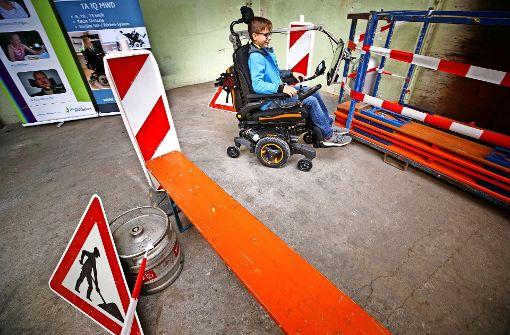 Smart-Home mit Handicap