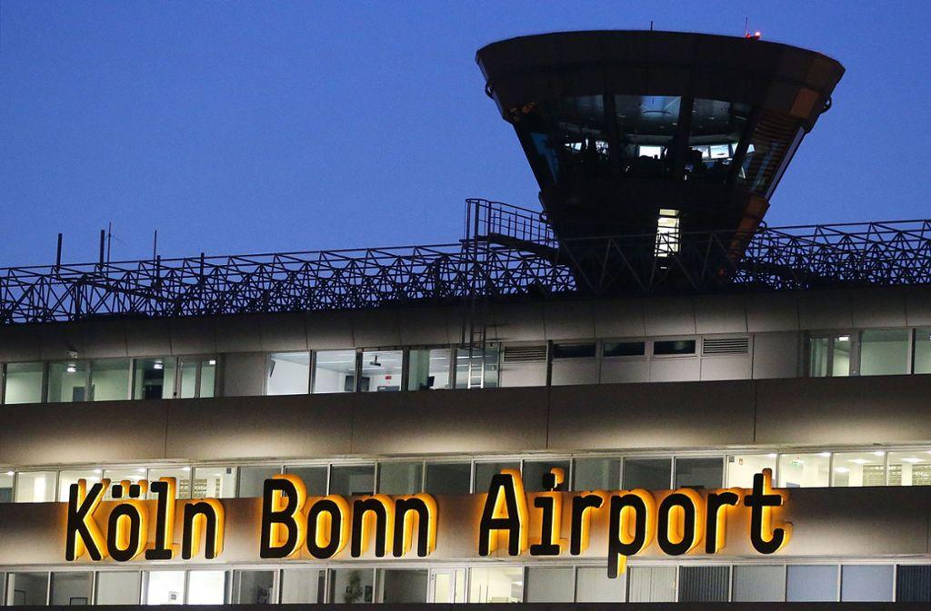 In Köln hat ein Pilot den Start einer Maschine kurz vor dem Abheben abgebrochen. Foto: dpa