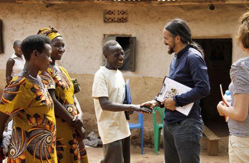 Neue Pioniere der Entwicklungshilfe