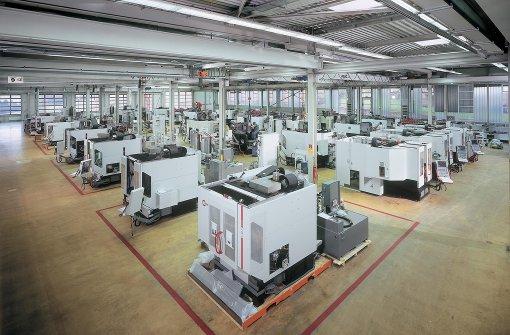 Hermle-Maschinen im Ausland gefragt