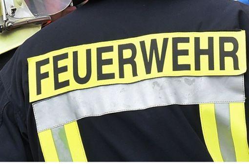 Bauernhof brennt ab - 350.000 Euro Schaden