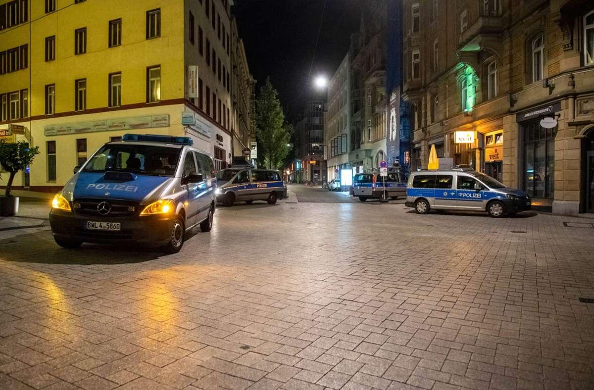Heftiges Türenknallen hat in der Nacht von Montag auf Dienstag die Polizei auf den Plan gerückt. Foto: 7aktuell.de/Nils Reeh