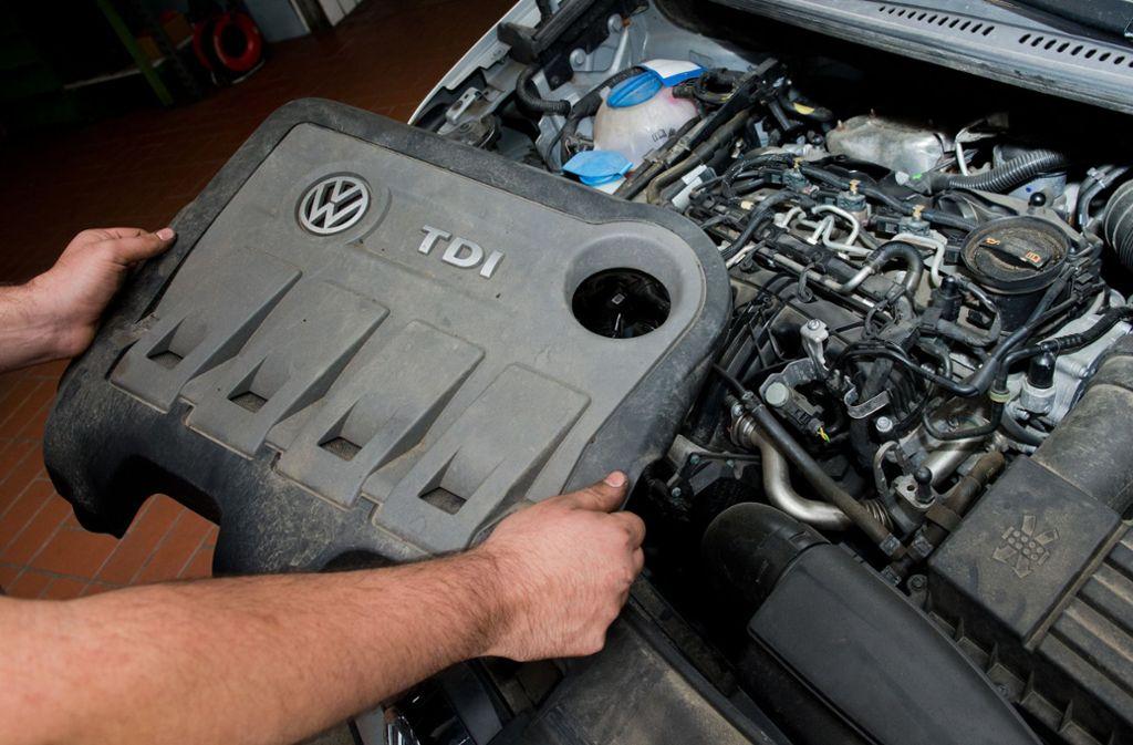 Das Diesel-Konzept der Bundesregierung soll die Luft in Städten verbessern. Foto: dpa