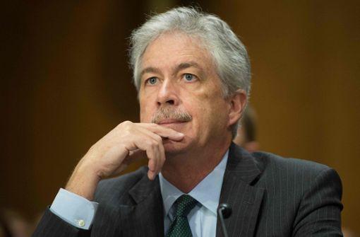 Joe Biden nominiert Ex-Diplomaten als neuen CIA-Chef