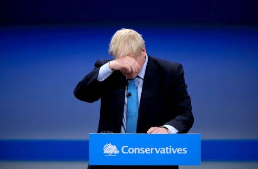 Johnson kündigt neue Zwangspause an