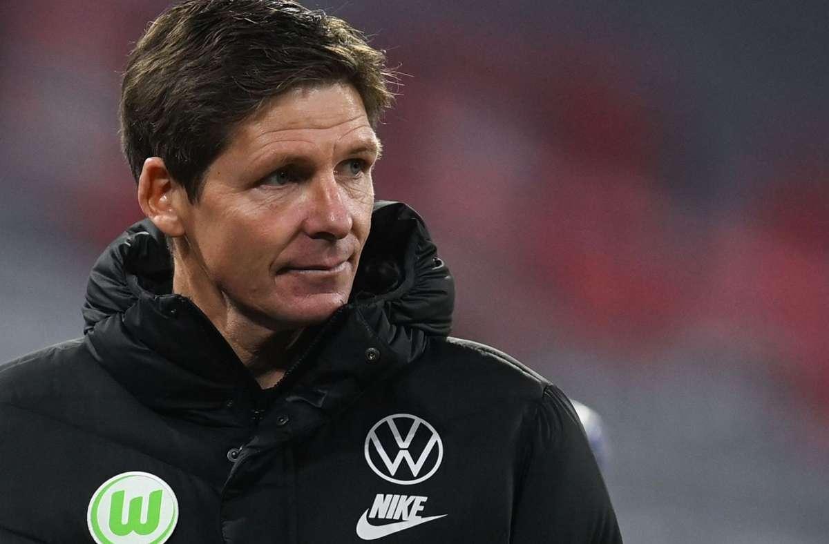 Trainer Oliver Glasner wird künftig die Eintracht aus Frankfurt trainieren. Foto: AFP/CHRISTOF STACHE