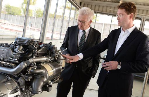 CDU sieht Diesel und Arbeitsplätze bedroht
