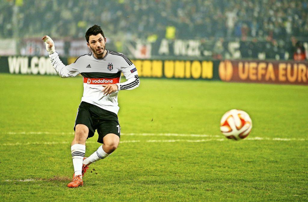 Bald für den VfB am Ball? Tolgay Arslan ist im Visier des Bundesligisten. Foto: Getty