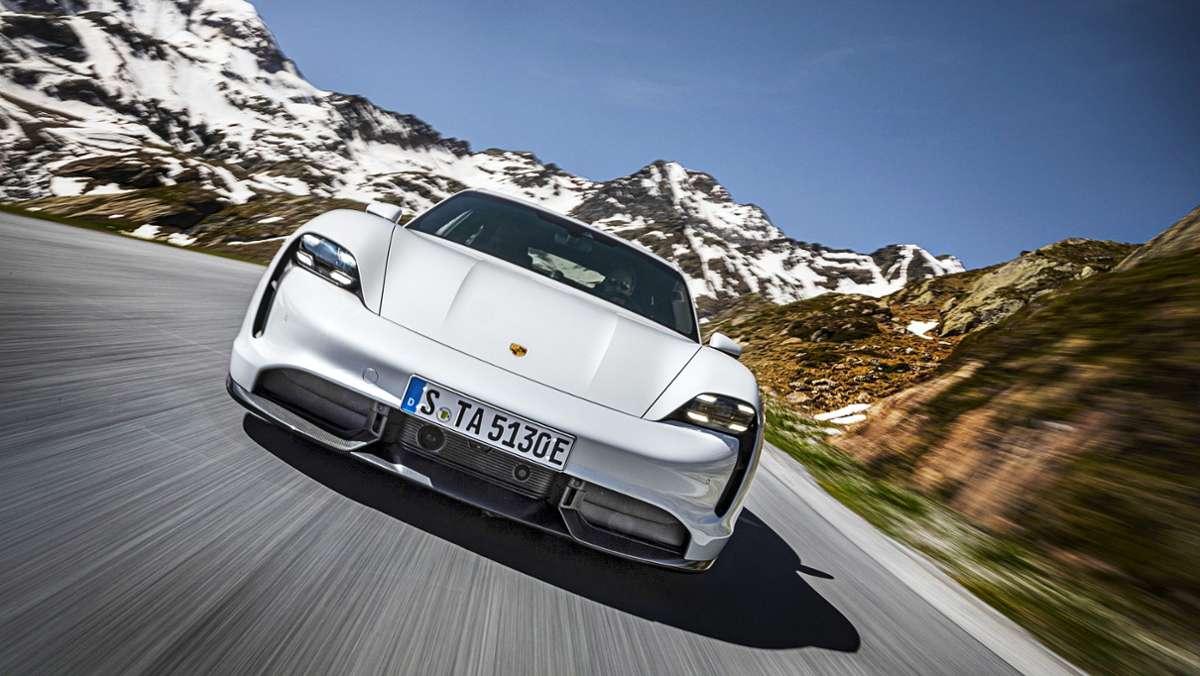 Porsche will ab 2024   Batteriezellen produzieren