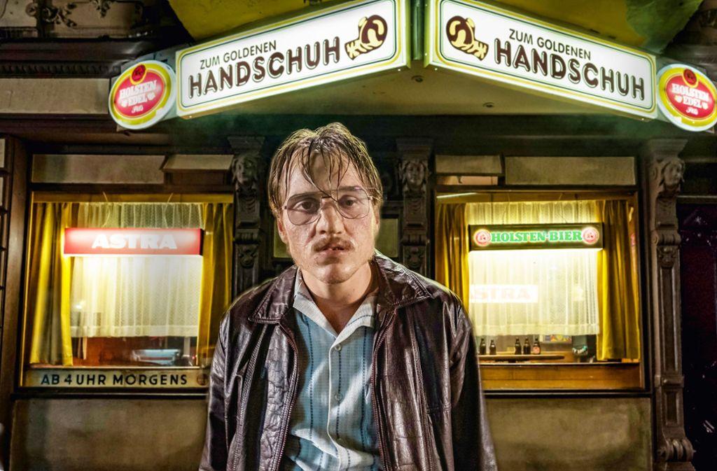 "Jonas Dassler in ""Der goldene Handschuh"" Foto: Festival"