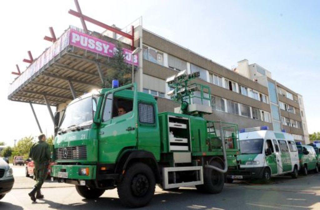Der Pussy-Club beschäftigt die Gerichte immer noch. Foto: dpa
