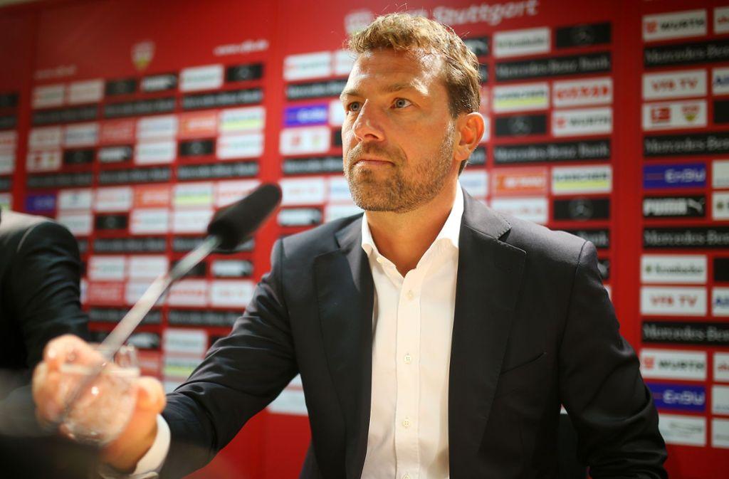 Markus Weinzierl ist der neue Trainer des VfB Stuttgart. Foto: Bongarts