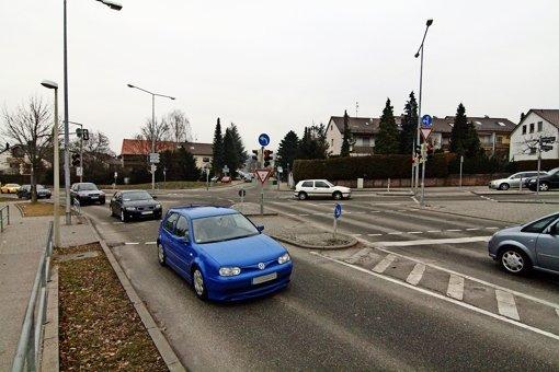 Kreisverkehre drehen eine Extrarunde